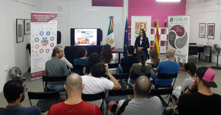 """En Habeas Legal, agradecemos tu asistencia a la sesión """"De Estudiante a Residente"""" de Septiembre"""