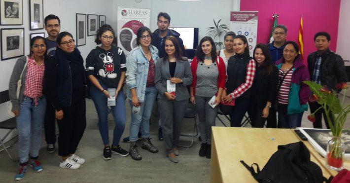"""En Habeas Legal, agradecemos tu asistencia a la sesión """"Las Modificaciones del RDLEY 11/2018 y los Estudiantes Extranjeros"""""""