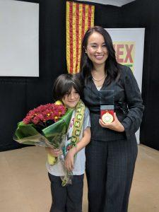 32186964 10216487792696007 3941936093963747328 n 225x300 - Sonia Rosales, Premio MEXCAT a la Mujer Emprendedora Mexicana, 2018