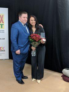 32207719 10216487793056016 2743895824768434176 n 225x300 - Sonia Rosales, Premio MEXCAT a la Mujer Emprendedora Mexicana, 2018
