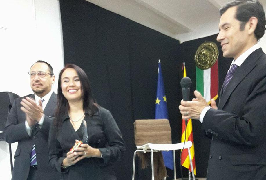 32674525 10216520336029570 9115572150181298176 n - Sonia Rosales, Premio MEXCAT a la Mujer Emprendedora Mexicana, 2018