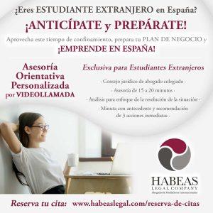 Si eres estudiante extranjero, Habeas Legal te ayuda en tu proceso de inmigración, trabajo o emprendimiento