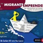 """""""Los aspectos jurídicos del migrante emprendedor"""": sesión informativa gratuita -Noviembre-"""