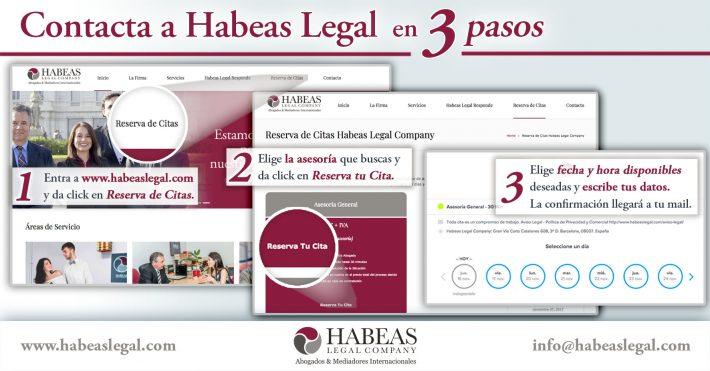 ¿Quieres asesorarte con profesionales en Servicios Jurídicos?
