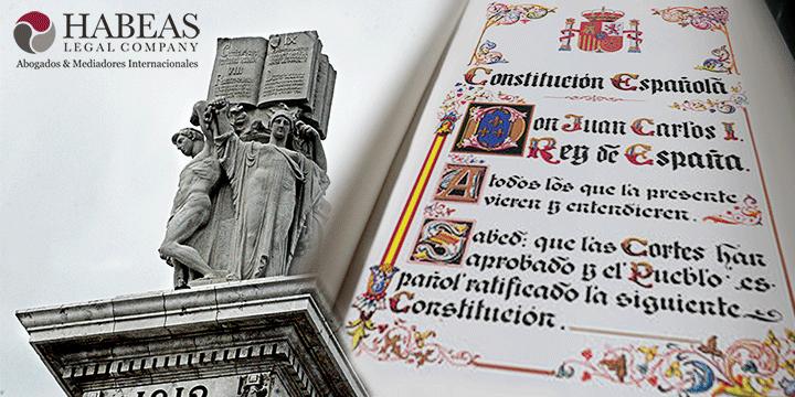 habeas constitucion espanola
