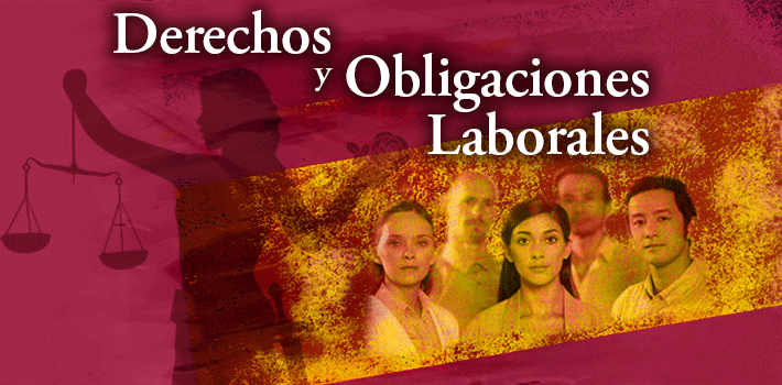derechos obligaciones laborales