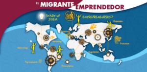 migrante emprendedor