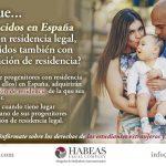 Mi hijo nació en España,  ¿es Español?