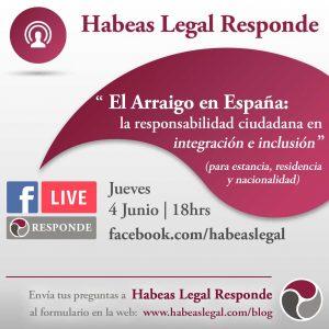 Habeas FB Live calendar arraigo Espana 4Jun 300x300 - El ARRAIGO en España: la responsabilidad ciudadana en integración e inclusión - Facebook LIVE