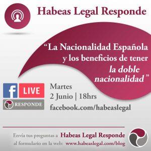 Habeas FB Live calendar doble nacionalidad 2Jun 300x300 - La NACIONALIDAD ESPAÑOLA y los beneficios de tener la DOBLE NACIONALIDAD - Facebook LIVE