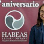¡Habeas Legal Company te agradece por ser parte de su 5º aniversario!