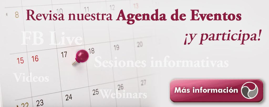 agenda de eventos abogados de extranejria