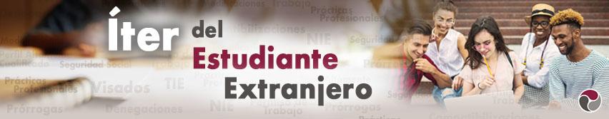 Íter header formulario - Esquema Ilustrativo del Íter del Estudiante Extranjero