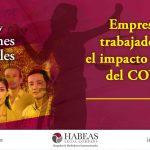 DERECHOS LABORALES:  empresarios y trabajadores ante el impacto económico del COVID-19