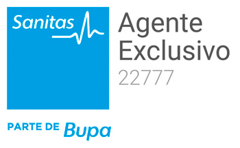 sanitas agente exclusivo logo