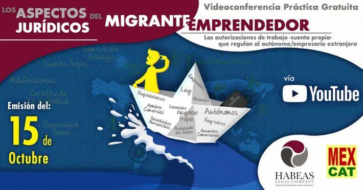 Emprender en España siendo extranjero – Octubre 2020