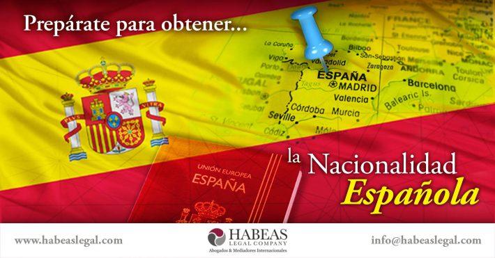 ¿Sabes cómo obtener la Nacionalidad Española?