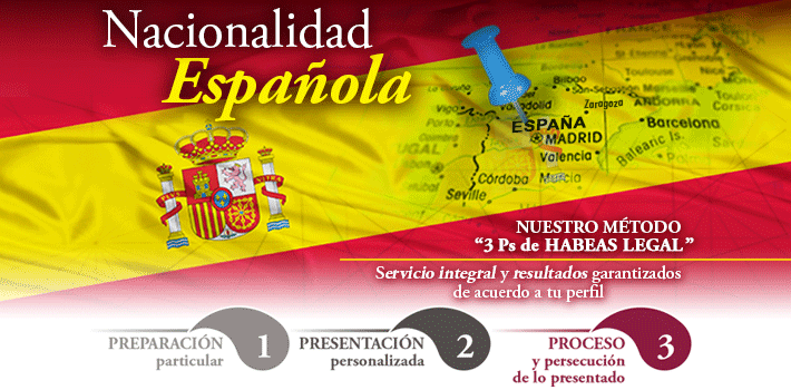 NacionalidadEspañola 3Ps 1 710x350 - Nacionalidad Española