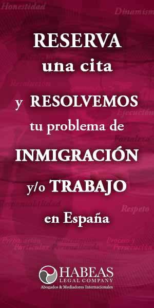 Reserva una cita y en Habeas Legal resolvemos tu problema de inmigración y trabajo en España
