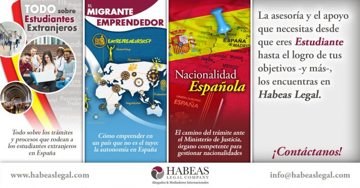 Los servicios que necesitas, están aquí: Habeas Legal Company
