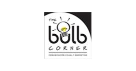 the bulb corner logo