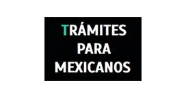 tramites para mexicanos logo