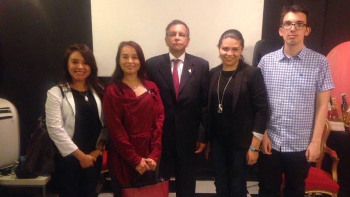 Contentos con la incorporación de Dulce Patricia Ruíz de Chávez al equipo de Habeas Legal