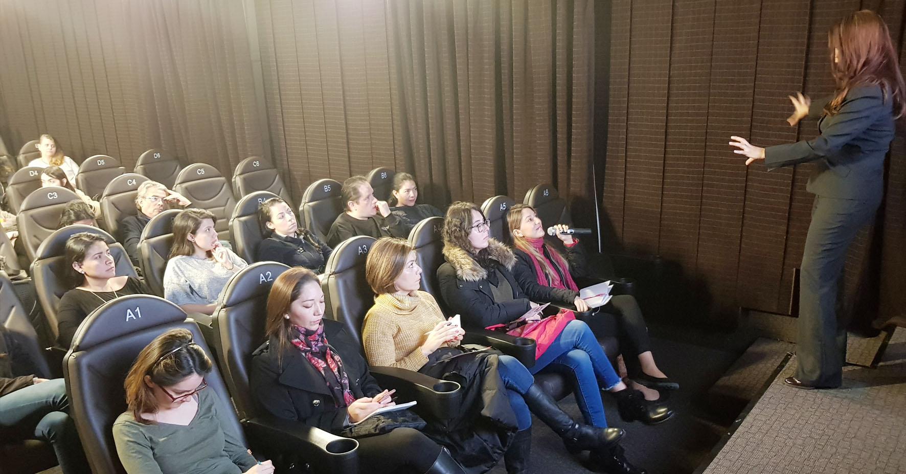 auditorio Casa de Mexico - En Habeas Legal, agradecemos tu asistencia a las sesiones informativas en Madrid del 9/Mar/19