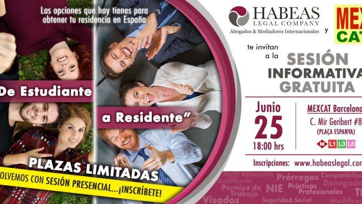 PROCESOS LEGALES PARA ESTUDIANTES EXTRANJEROS EN ESPAÑA