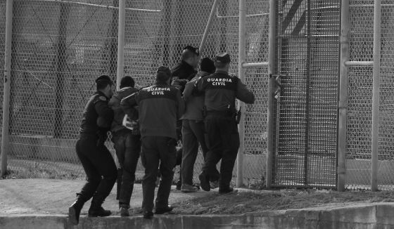 """""""Un jefe de la Guardia Civil me dijo que mi vida estaba en sus manos"""""""