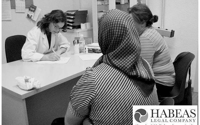 Inmigrantes irregulares tendrán atención sanitaria