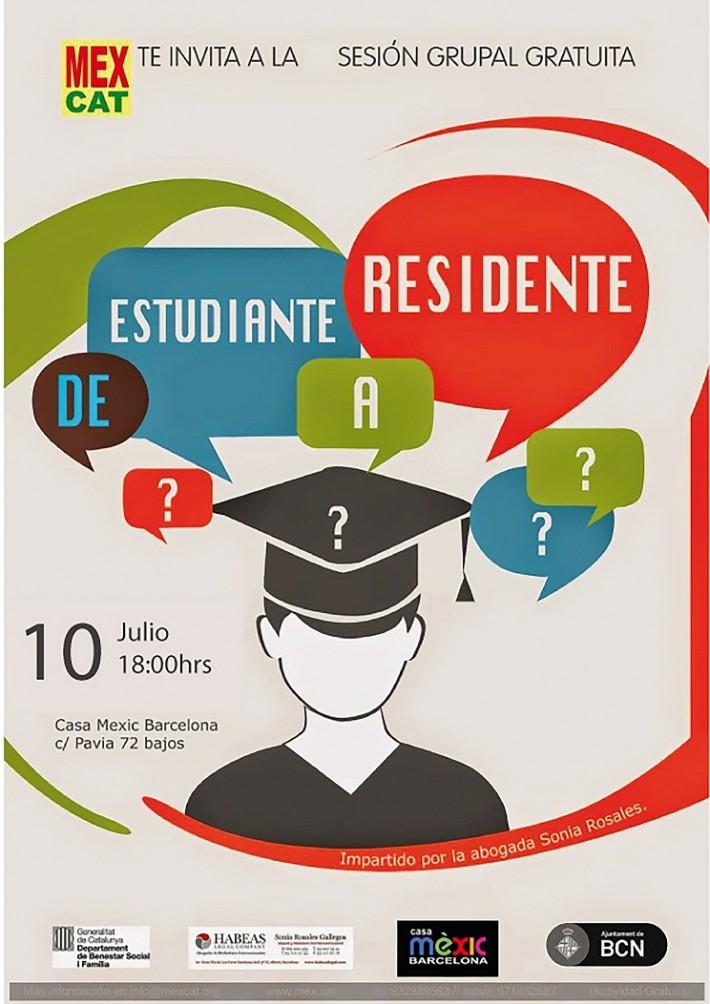 Sesión de Estudiante a Residente