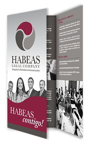triptico habeas legal